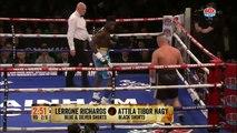 Lerrone Richards vs Attila Tibor Nagy (24-02-2017) Full Fight