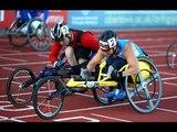 Men's 100m T51 | final | 2014 IPC Athletics European Championships Swansea