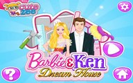 Barbie And Ken Dream House - Help Transform Old House - Barbie Game For Kids