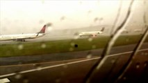 Amazing Airplane Struck By Lightning - Plane Cras