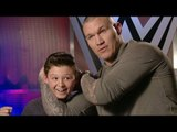 This kid thinks he can counter Ortons RKO! only on WWE Network