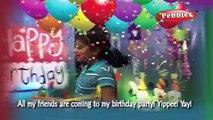 Cumpleaños De Rimas En Vivo | La Fiesta De Cumpleaños De Actividades