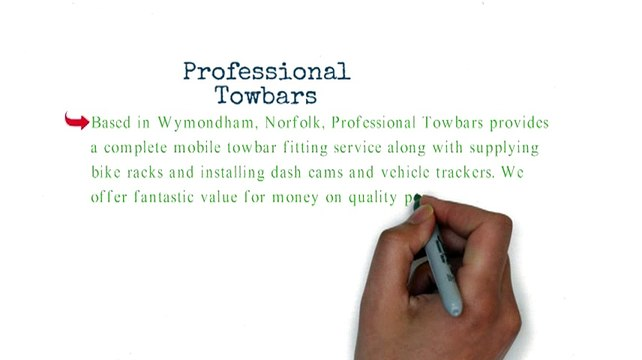 Information Video About  Professional Towbars