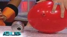 iBilib throwback: Soda can and balloon magic!