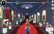 LEGO City Police Museum Break-in Museum Build 60008 SpiderMan and Emmet HobbyKidsTV