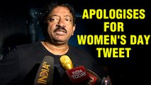 Ram Gopal Varma APOLOGISES For His Women's Day SEXIST Tweets