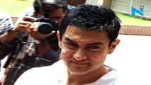 Aamir Khan spotted after the rehearsals of his next, 'Secret Super Star'