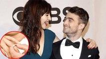 Harry Potter Star Daniel Radcliffe Engaged?