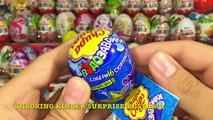 40 Киндер Сюрпризов,Unboxing Kinder Surprise Angry Birds,Фиксики,Peppa Pig,Маша и Медведь,