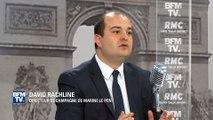 """Emplois présumés fictifs au FN: Rachline dénonce des """"perquisitions médiatiques"""""""