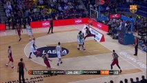 [HIGHLIGHTS] BASKET (Eurolliga): FC Barcelona Lassa – Unics Kazan (70-62)