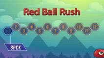 Red Ball Rush Android Game Walkthrough All Levels