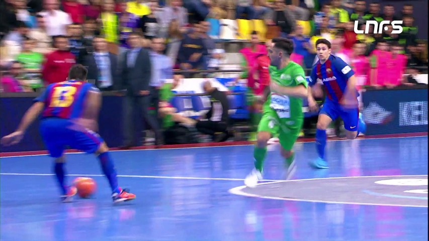 [HIGHLIGHTS] FUTSAL (Copa España): FC Barcelona Lassa – Magna Gurpea (2-2)
