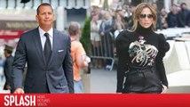 Jennifer Lopez sort avec Alex Rodriguez