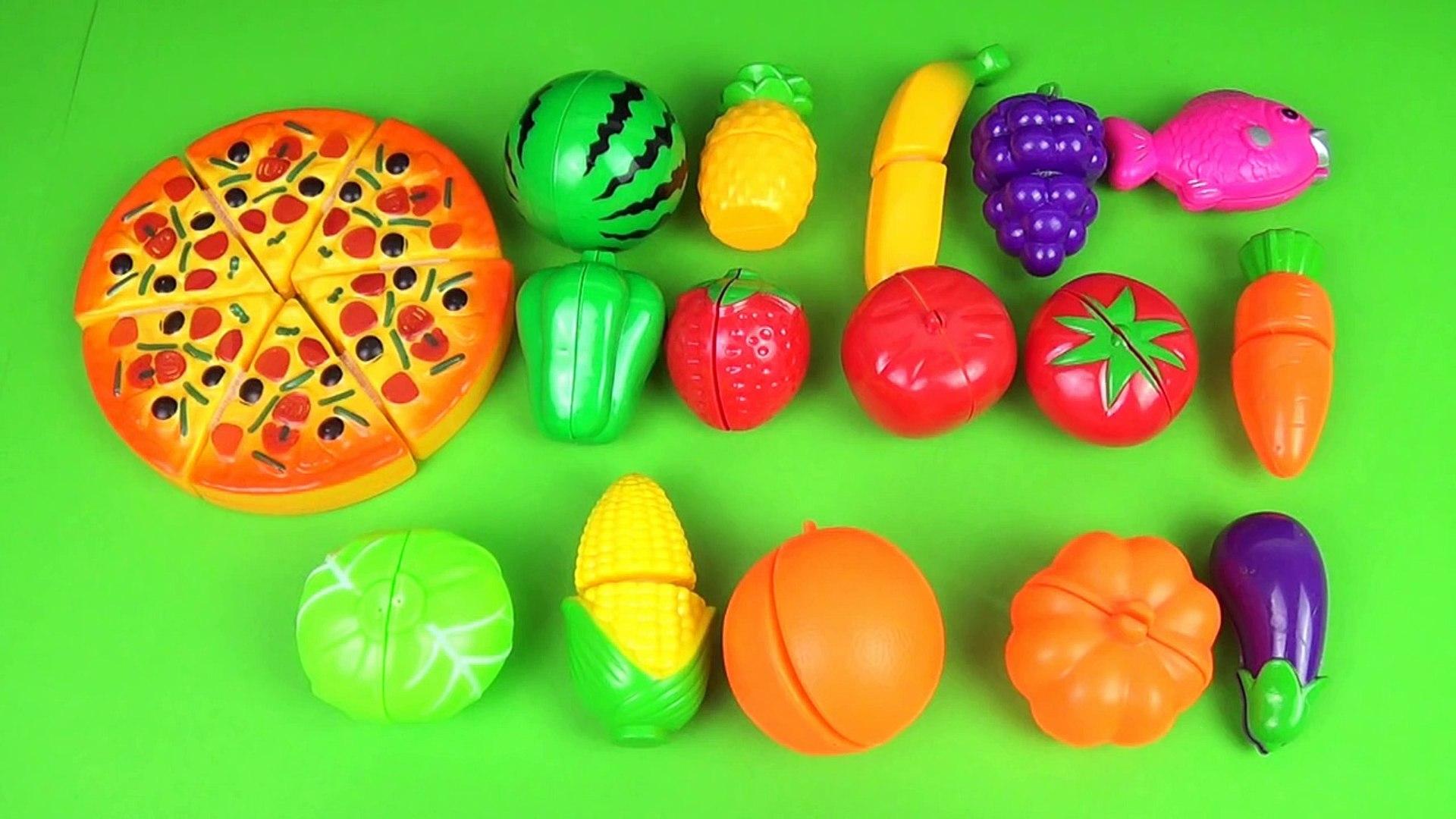 Игрушки овощи