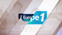 Pierre Bouteiller - l'interview d'Alain Delon après ses fiançailles avec Romy Schneider