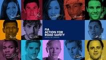 Pharrell Williams, Antoine Griezmann, Rafael Nadal... 13 personnalités réunies dans une campagne mondiale pour la sécuri