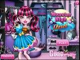 Monster High Full Episodes - Monster High Closet - Monster High Episodes for Girls