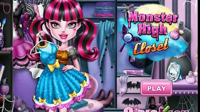 Monster High Full Episodes - Monster High Closet - Monster High Episodes for Girls
