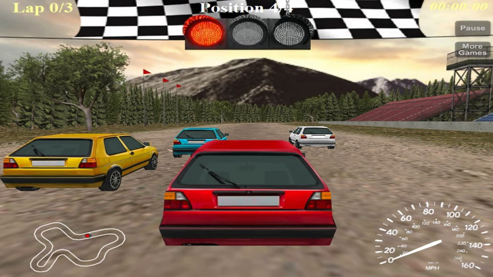 Лучший Лучший автомобиль грязь водить машину Игры Дорога