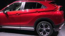 New 2018 Mitsubishi Eclipse Cross at 2017 Geneva Motor Show