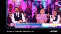 ZAP TV : Le clash Florian Philippot - Anne-Sophie Lapix, la gifle d'Ayem à Aymeric Bonnery ... (vidéo)