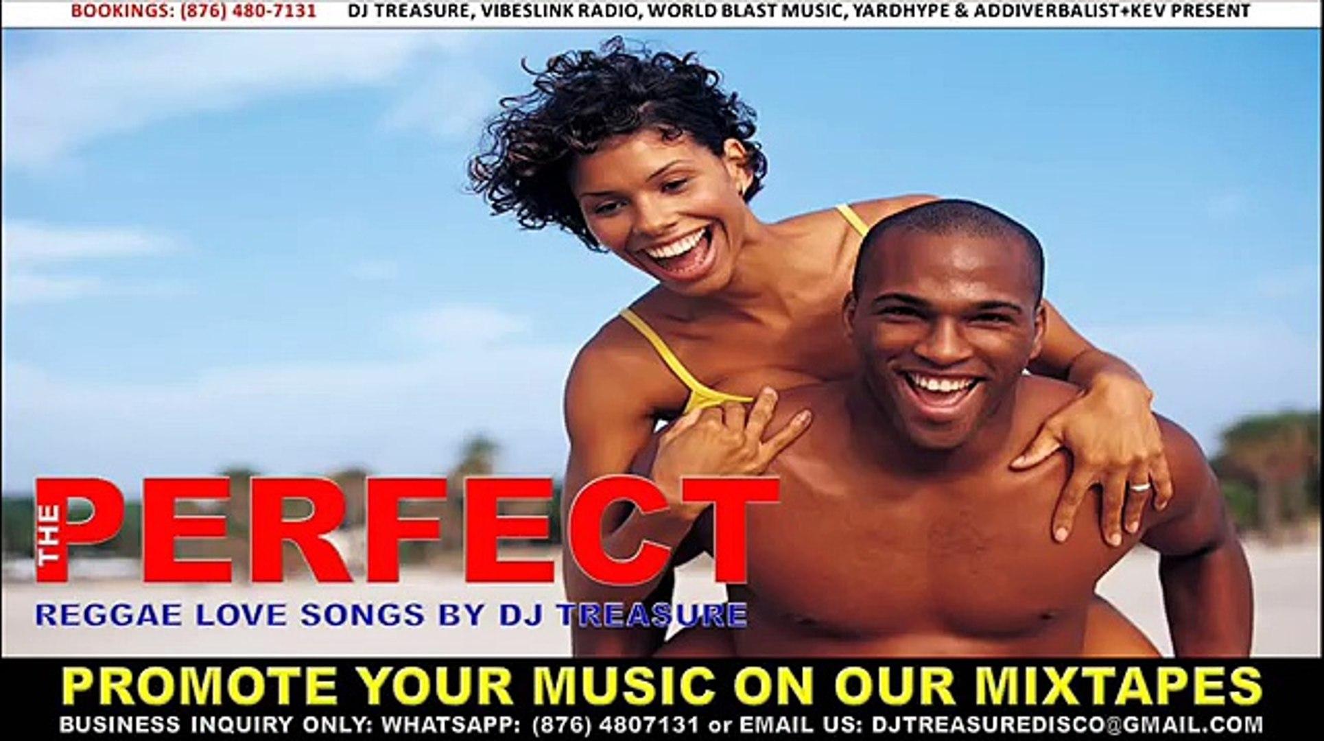 PERFECT REGGAE LOVE SONGS MIXTAPE by DJ TREASURE║LOVERS ROCK║NOVEMBER 2016