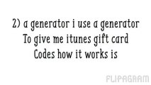 Easy way to get free iTunes gift card codes in no time