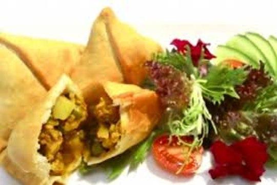vegetarian samosa recipe,  samosa,  samosa recipe,  baked samosa recipe,  samosa filling,  gluten free samosa recipe,  s