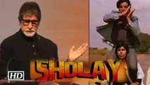 'SHOLAY' untold story | Big B- Jaya waited 3 years for 'Perfect Light' !