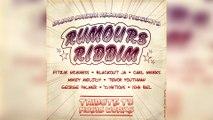 Selekta Faya Gong - Rumours Riddim mix promo  2017