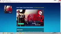 Updated Dead Trigger 2 Cheats Hack ADD Unlimited Money and Gold Script Protected No Download1. 2017