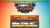 Updated Mobile Legends Hack Get Unlimited Diamonds [Cheats for Android and iOS] 1. 2017