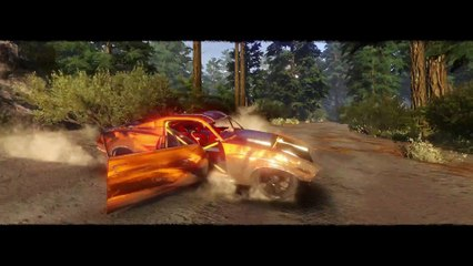 Gameplay Trailer de FlatOut 4 : Total Insanity
