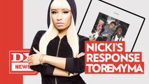 "Nicki Minaj Drops #3PackFromParis Featuring Remy Ma Clapback ""No Frauds"""