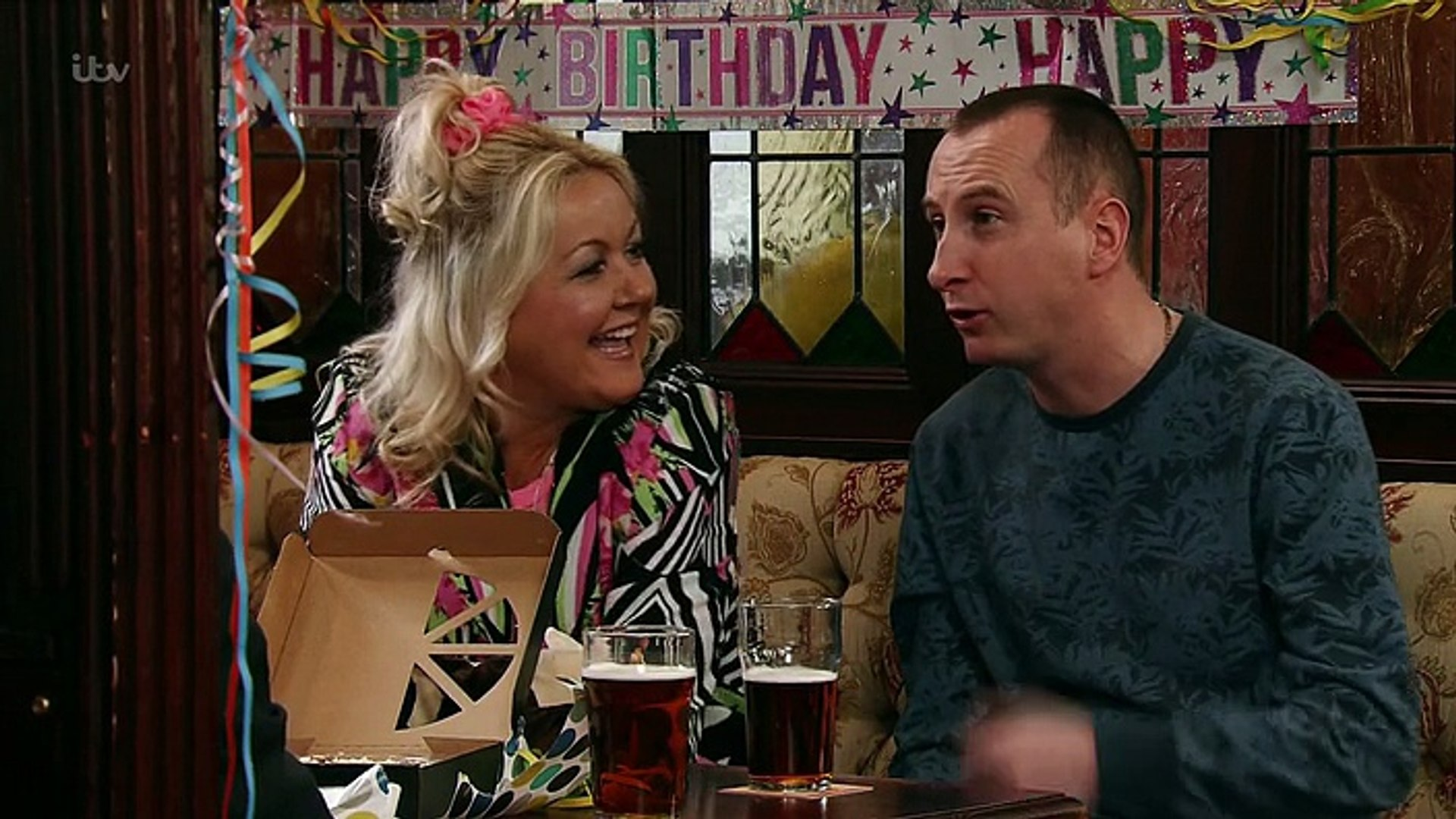 Coronation Street 10th March 2017 Part 2