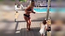 Hülya avsar bikinili dans
