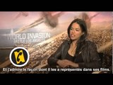 Interview Aaron Eckhart 2 - World Invasion : Battle Los Angeles - (2011)