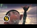 Mission : Noël Les aventures de la famille Noël - teaser 2 - VOST - (2011)