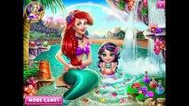 Bebé de la Princesa de Disney Juegos de Películas de Disney Bebé de la Princesa de Juegos para los Niños