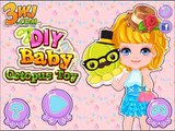Make DIY Baby Toys with Baby Octopus Toy Game Video Toys for Babys Fun