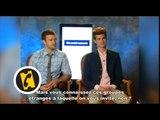 Interview Jesse Eisenberg - The Social Network - (2010)
