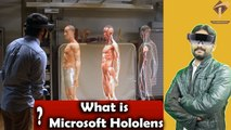 Microsoft Hololens Explained?  What is Hololens?  Hololens Features?