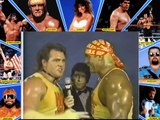 SUPERSTARS ARCADE MATCH-UP: Hulk Hogan & Brutus Beefcake vs. Macho Man & Zeus