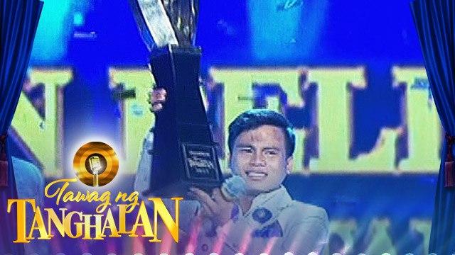 Tawag ng Tanghalan: Noven Belleza wins Tawag ng Tanghalan