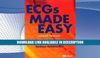 eBook Free Online ECG Companion to Accompany ECGs Made Easy (Access Code and Textbook Package), 2e
