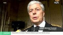 Henri-Michel Comet, nouveau préfet du Rhône et de la Région
