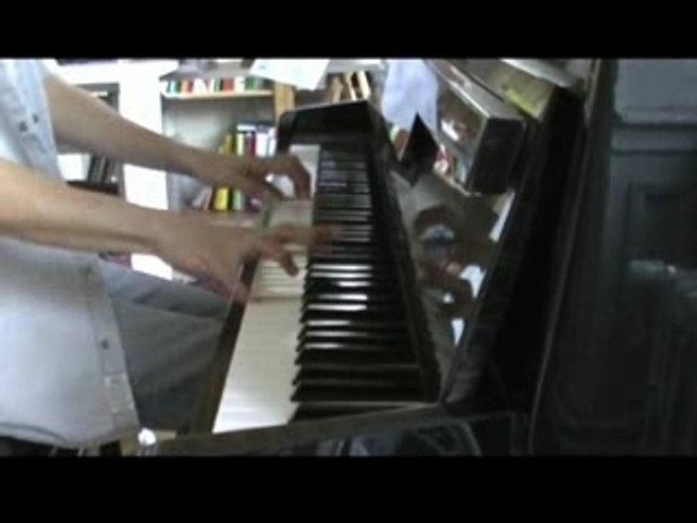 Shaun of the Dead - Générique piano