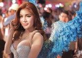 Alcazar Cabaret Performers, Pattaya Thailand #1