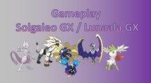 Gameplay - Solgaleo GX   Lunaala GX